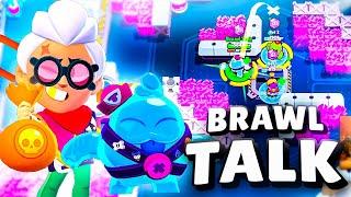 BRAWL TALK con NUEVO BRAWLER *BELLE* Y *SQUEAK* | NUEVO MODO de BRAWL STARS