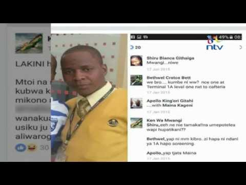 Kenyans on social media roast KAA employee over perverted facebook post