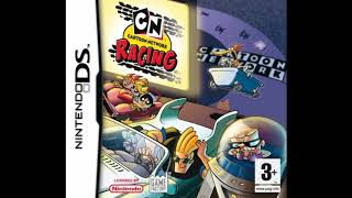 Cartoon Network Racing (DS) [OST] - Kuh und Huhn ' s Track and Field