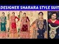 BUY NOW Designer Sharara Style Salwar Kameez ll Online Shop ll www.prititrendz.com