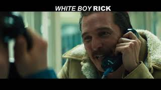 WHITE BOY RICK - International Trailer #1