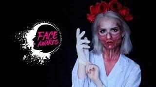Анатомия красоты // NYX FaceAwardsRussia 2018