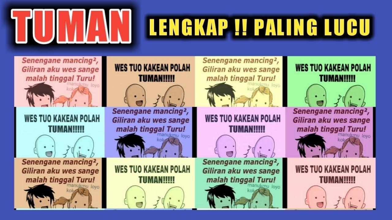 Meme Lucu Tuman Bahasa Sunda