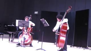 Jorge Licero & Jaime Ramírez - Gran Duetto no 3 (Giovanni Bottesini)