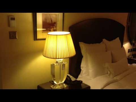 JW Marriott Park Lane London (Grosvenor House) - Hotel Room Tour