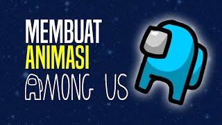Tutorial Adobe Flash Profesional\/ Animate CC | Membuat animasi Among Us