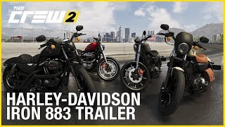 The Crew 2: Harley Davidson Iron 883 - Vehicle Gameplay | Trailer | Ubisoft [NA]