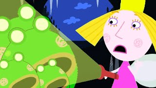 Ben and Holly's Little Kingdom | Things That Go Croak in the Night | Kids Videos