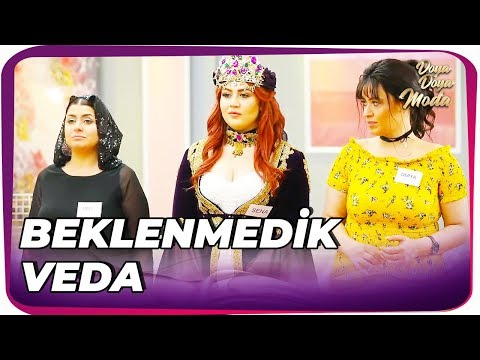 Doya Doya Moda'da Haftanın Eleneni Açıklandı | Doya Doya Moda 85. Bölüm