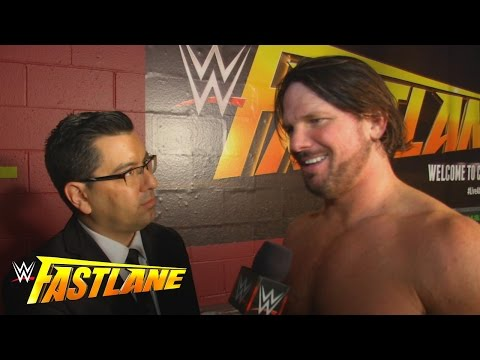 AJ Styles' only regret in battle with Y2J: February 21, 2016