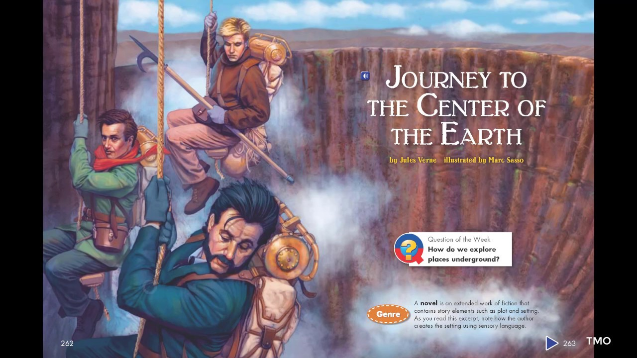 Journey To The Center Of The Earth Youtube