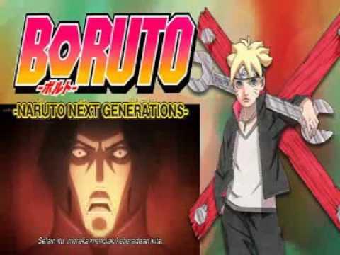 Baruto & Mitsuki vs Nue  Baruto : Naruto Next Generations