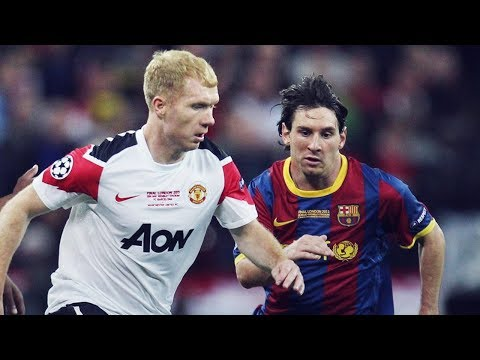 The day Paul Scholes refused to face Leo Messi | Oh My Goal