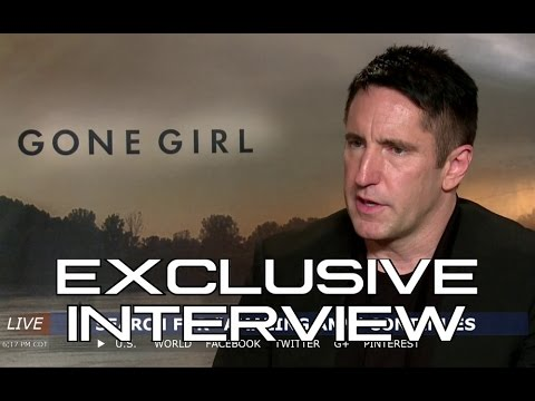 Trent Reznor Interview - Gone Girl (2014) David Fincher Movie HD