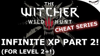 Witcher 3 Cheats: Leveling Up (Method 2, for Levels 2+) [Max Level | Cheat Engine]