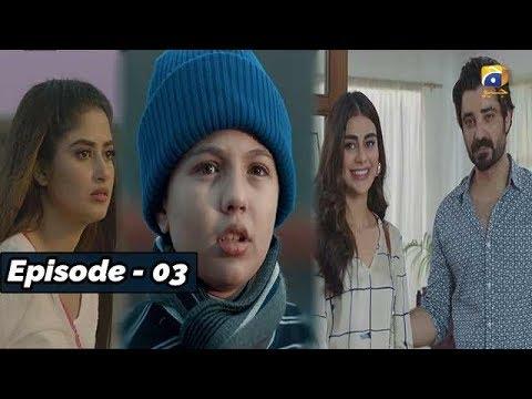 ALIF - Episode 03 - 19th OCT 2019 - HAR PAL GEO DRAMAS