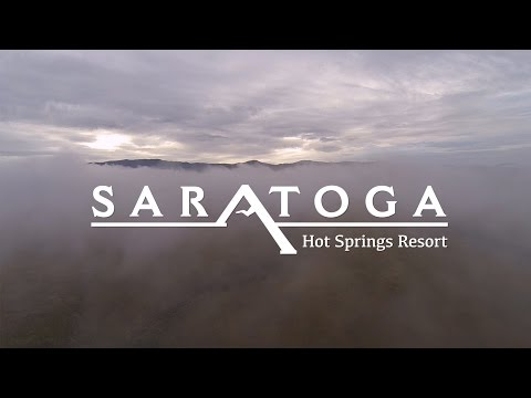 Things to do in Wyoming | Saratoga Hot Springs Resort
