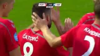 FCF TV - Se eller gense 2-1 sejren over OB