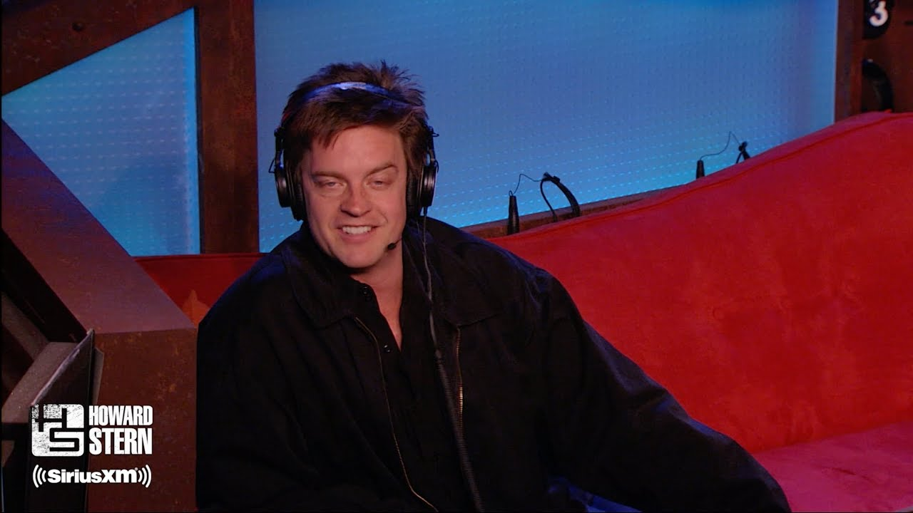 """Jim Breuer Didn't Live Up to Lars Ulrich's """"Partying Standard"""" (2009)"""