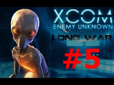 XCOM: Long War fr - 5 (Forage du second niveau de la base)