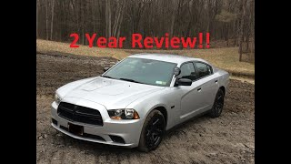 2 Year Review! Dodge Charger Pursuit!
