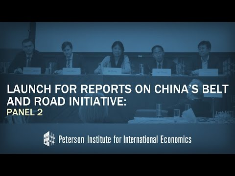 Launch for Reports on China's Belt and Road Initiative: Panel 2