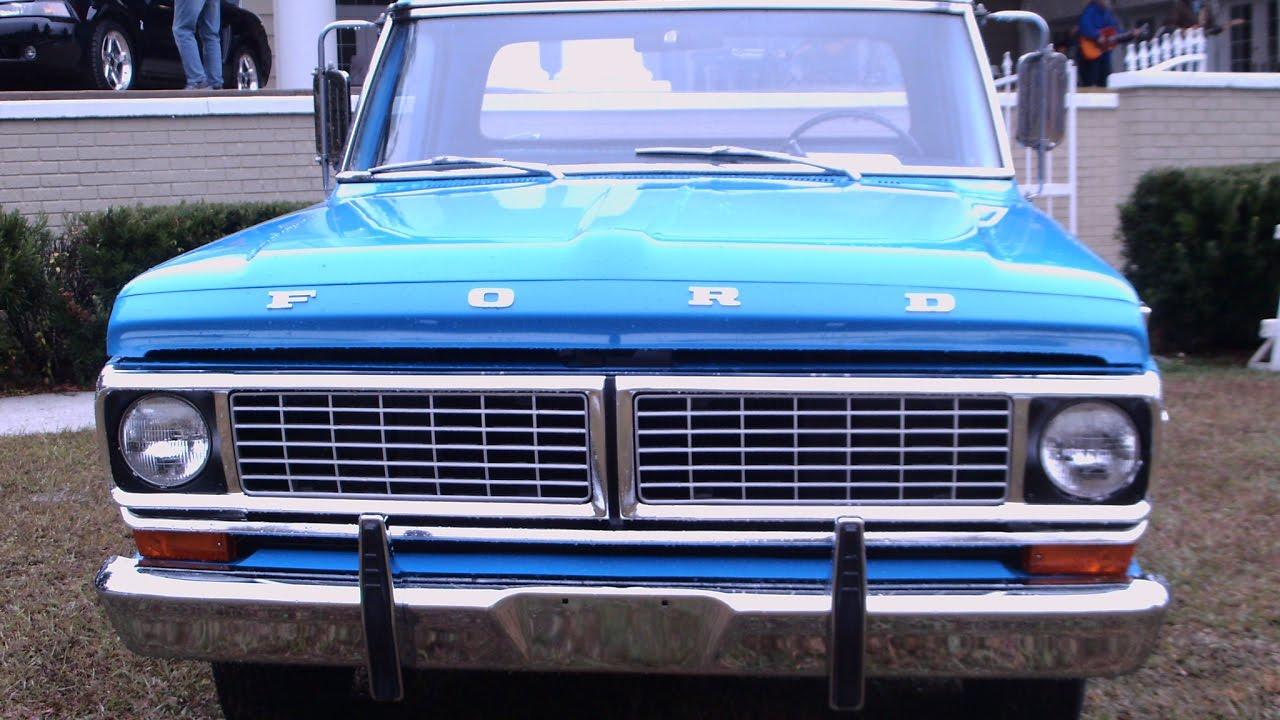 1970 ford f100 explorer custom blu. Black Bedroom Furniture Sets. Home Design Ideas