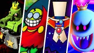 Evolution of Best Villains in Super Mario Games (1996 - 2018)