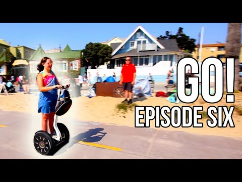 GO! S01E06 - Art, Opera and Santa Monica