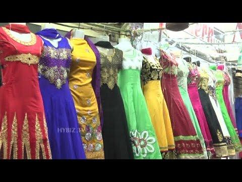 Tailor Lady Bridal Wear Customised in Madina Market-Hybiz.tv