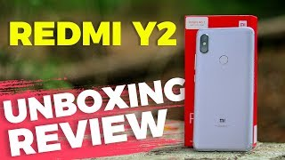 Redmi Y2 Unboxing & Quick Review - Great Budget Selfie Camera Smartphone