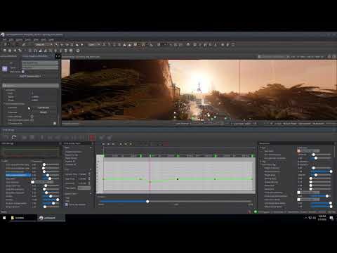 Lumberyard: Light Your Scene in Real-Time with AAA Results