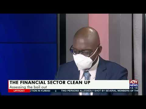 Financial sector clean-up: We have recovered GHS 55M so far from 34 liquidated firms - Paul Ababio