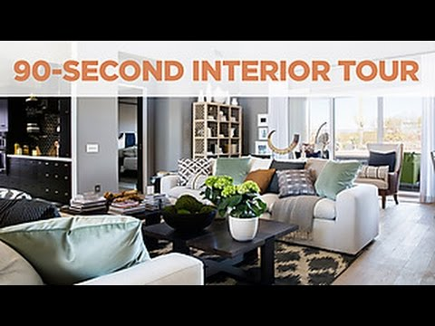 Hgtv Smart Home 2017 90 Second Interior Tour