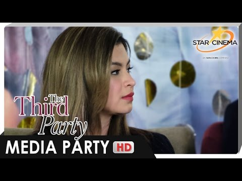 Angel Locsin S Rom Com Challenge The Third Party Media Party