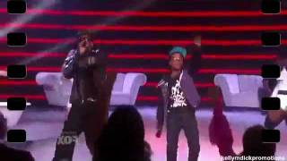 Astro & 50 Cent - The X Factor U.S. -  Guest Performance - Finals