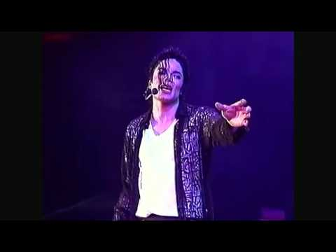 Michael Jackson - You are not alone - Live in Amsterdam June 8 1997 [Amateur recording] from YouTube · Duration:  5 minutes 13 seconds
