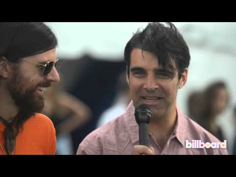 The Avett Brothers: Q&A at Governors Ball 2013