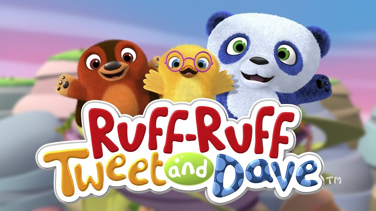 Ruff-Ruff, Tweet and Dave   NEW SERIES COMING SOON