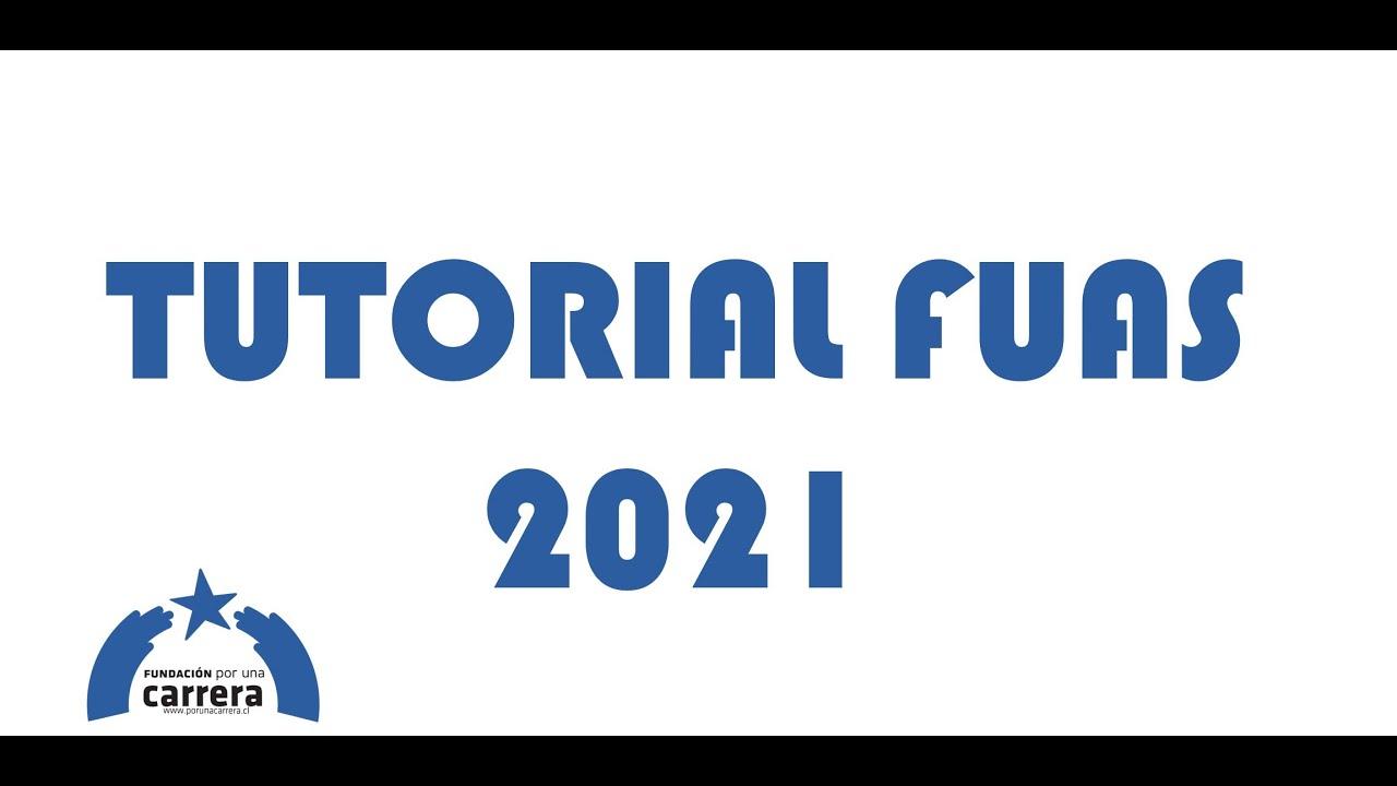 Tutorial para completar formulario FUAS