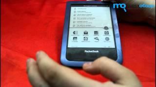 Обзор PocketBook Aqua 640