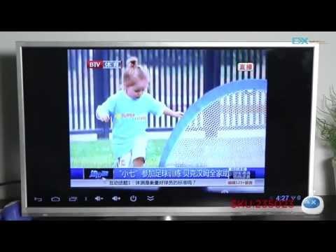 Dealextreme:Jesurun K8 Quad-Core Android 4.2.2 Google TV Player