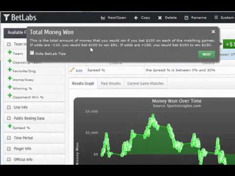 Sports Betting Odds Database - image 2