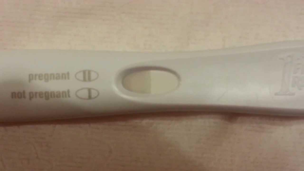 Ttc 18 Dpo Live Pregnancy Test Frer