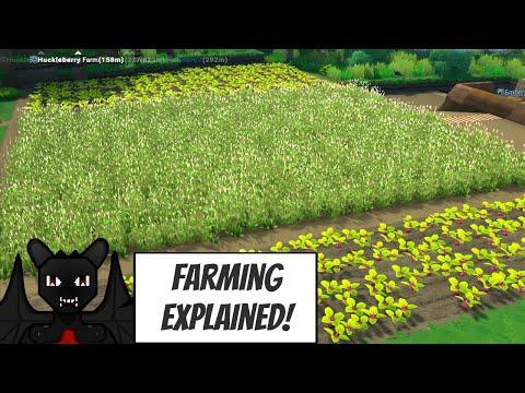 Farming Explained! An Eco Quick Farming Guide | Eco |