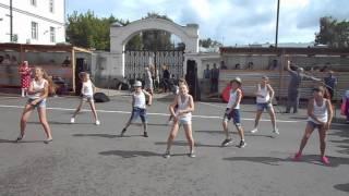 Танец Непохожи,  День города. Кострома 13.08.16