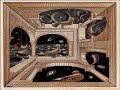 M.C. Escher (impossible constructions)