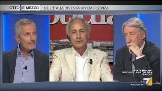 Marco Travaglio: 'mussolini Aveva Il Consenso Del Meglio Della Cultura, Salvini Cos'ha Portato? ...