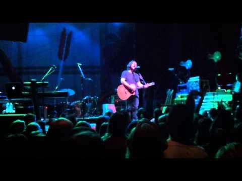 Matt Nathanson Acoustic Bulletproof Weeks in SLC