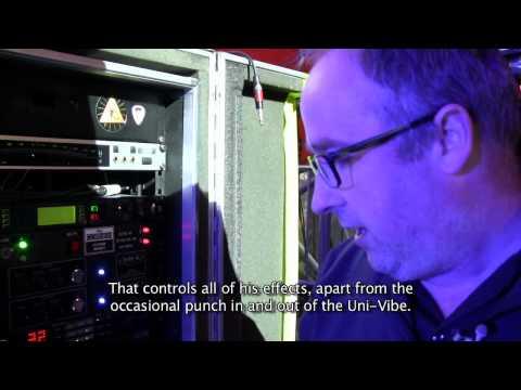 Dave Murray, Iron Maiden - Gear Run (Roskilde Festival)